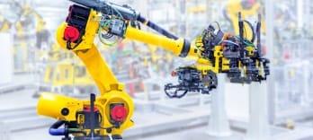 Entwickle Robotik-Software