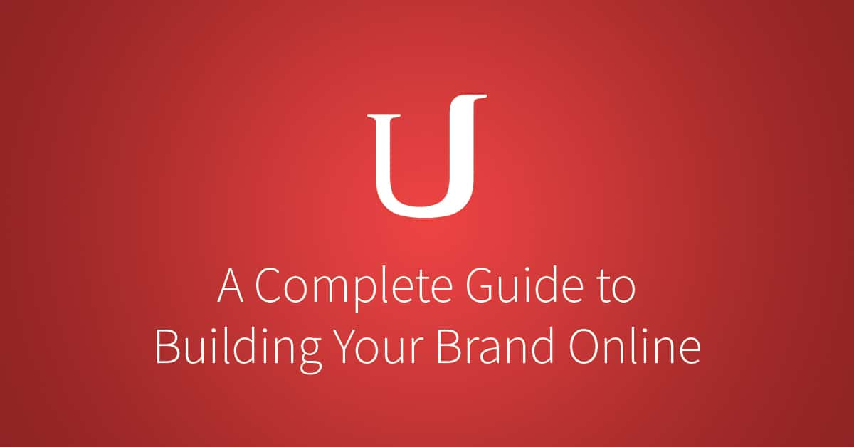 The Complete Guide to Building Your Brand Online via udacity.com