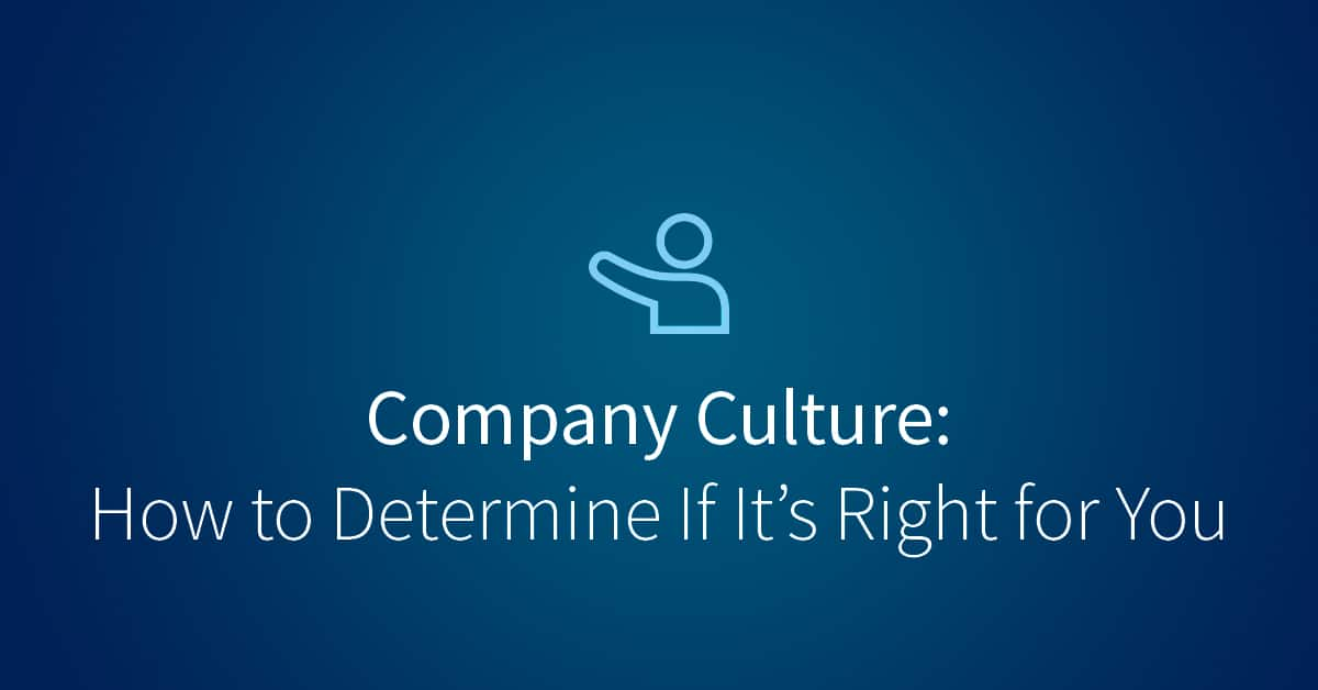 Cultural Fit: How to Determine if a Company's Culture is Right For You via udacity.com