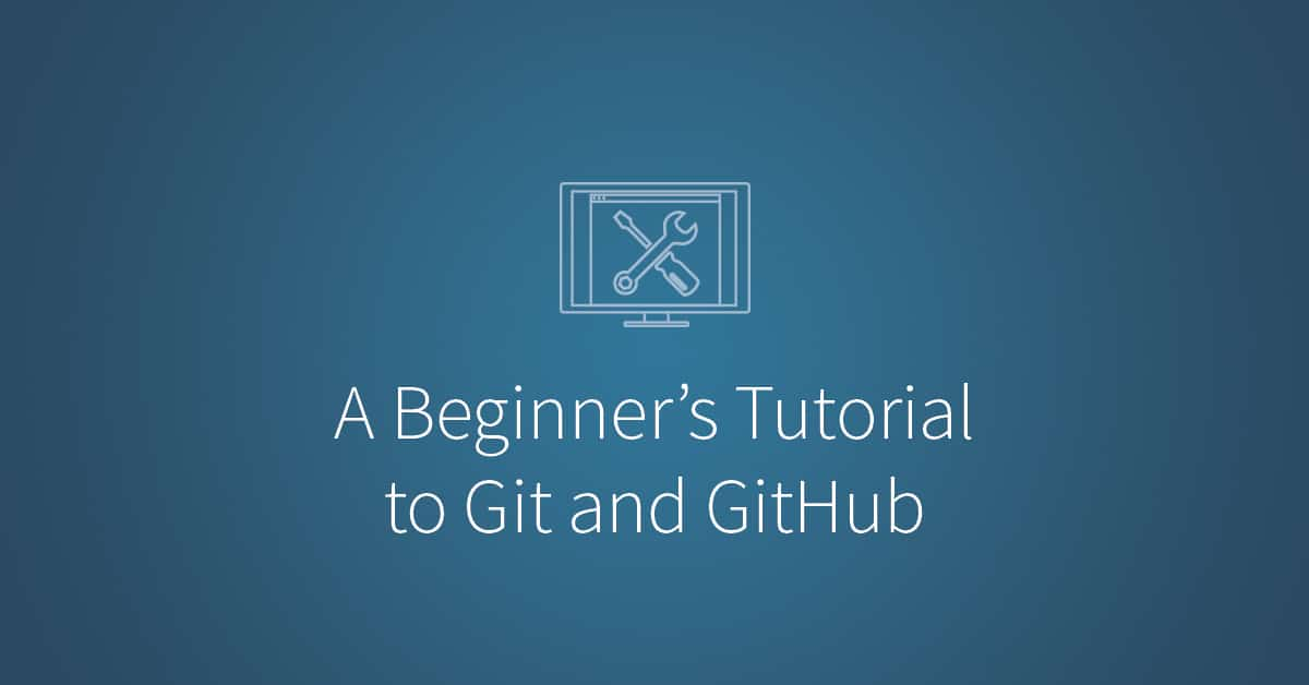 A Beginner's Git and GitHub Tutorial | Udacity