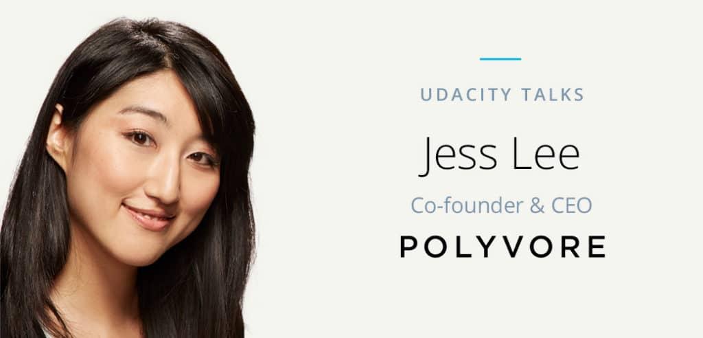 Jess Lee Udacity Talks
