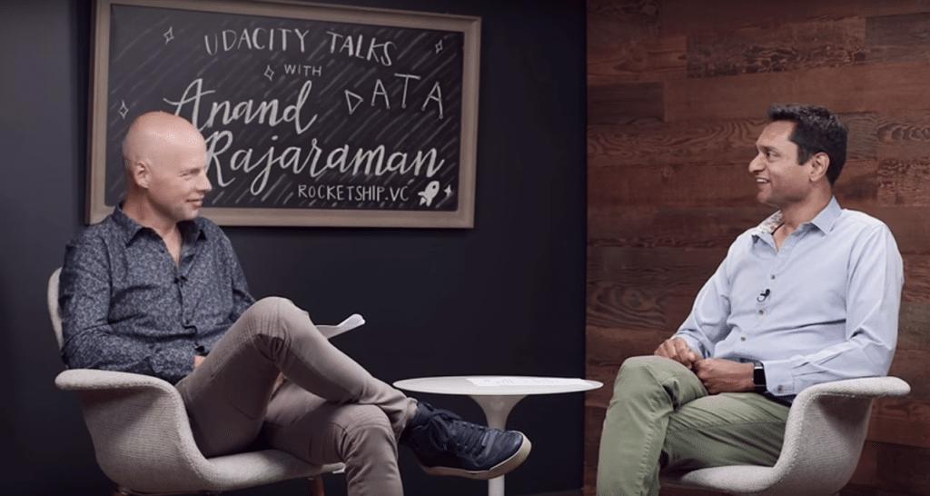 Udacity Talks, Anand Rajaraman