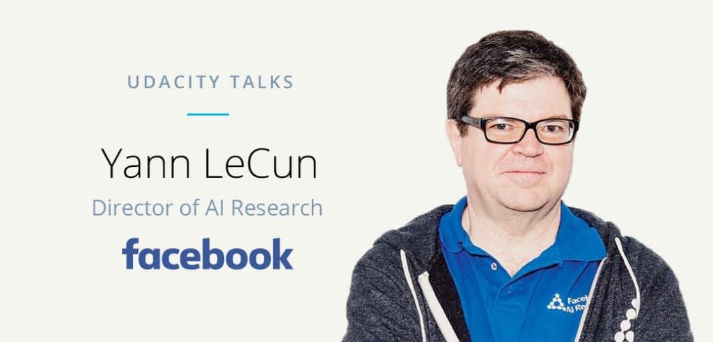 Yann LeCun, Udacity Talks