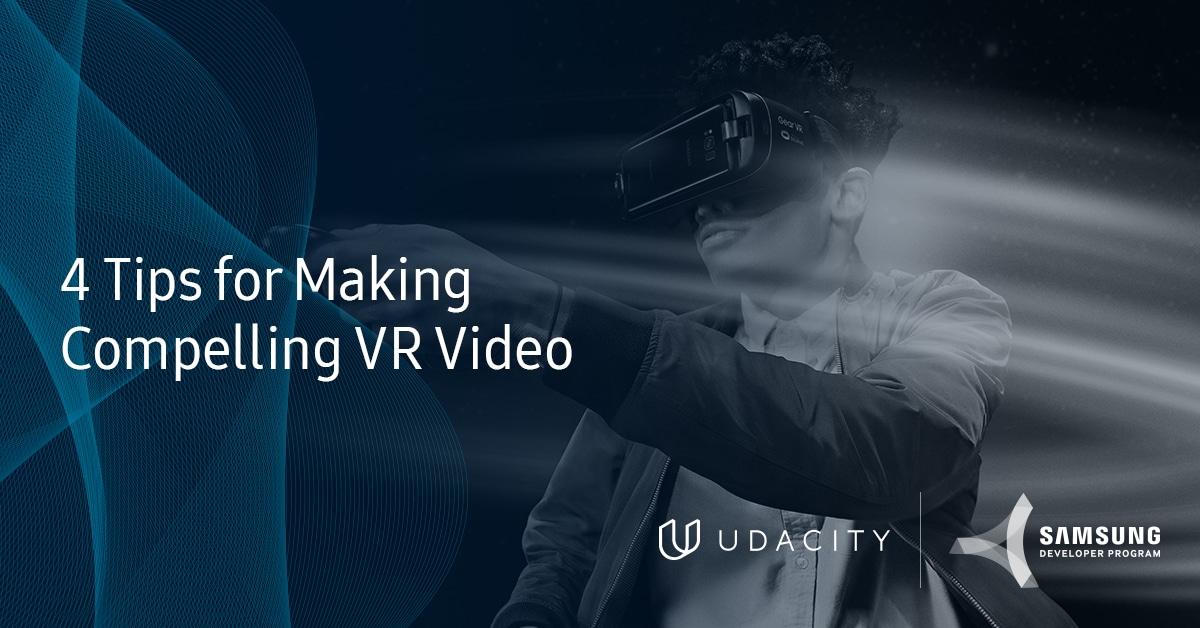 Samsung VR - Virtual Reality - Udacity
