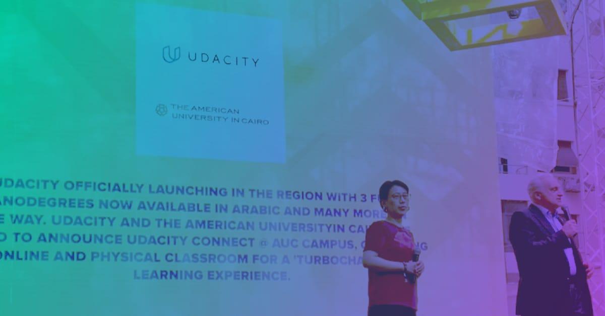 Udacity Launches in MENA