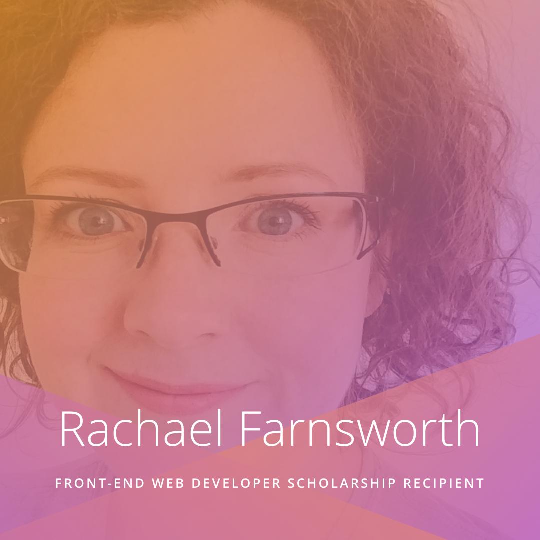 International Women's Day - Udacity - Rachael Farnsworth