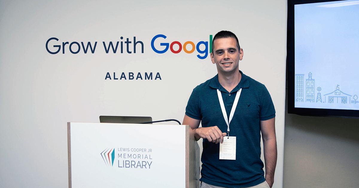 Sean Medlin - Grow With Google - Scholarship - Udacity - Student Success