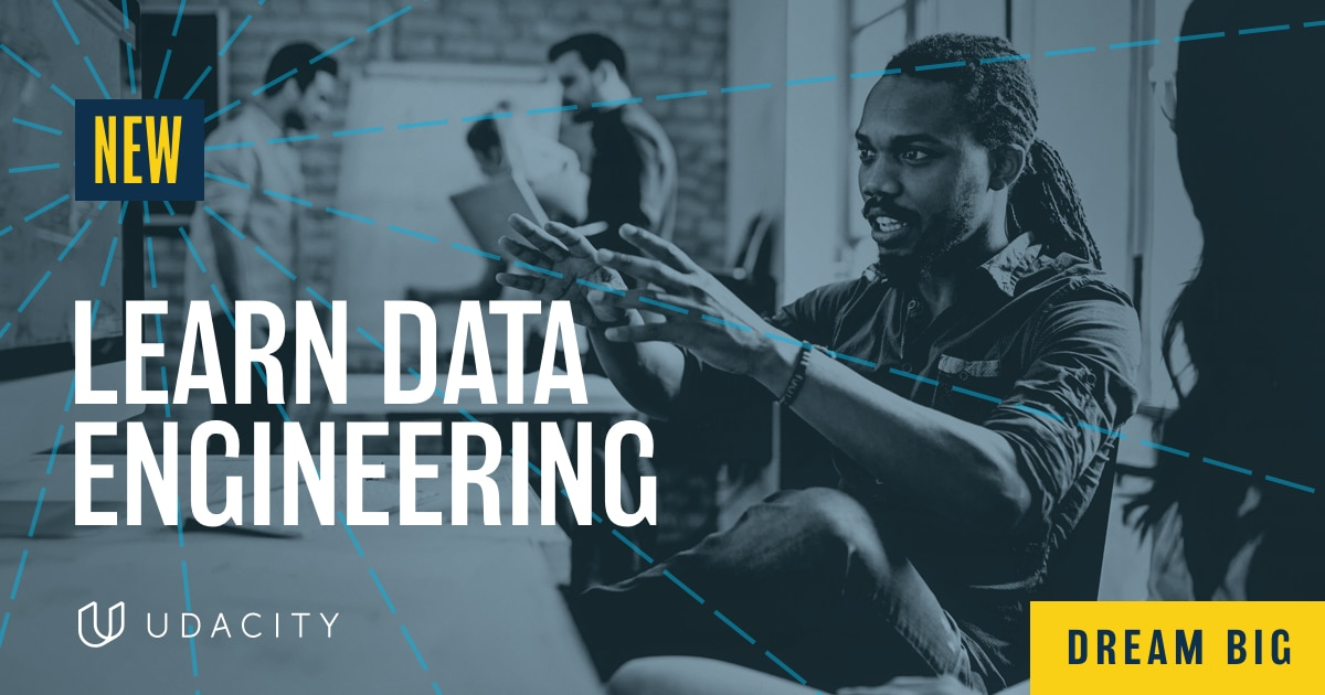 Introducing the Udacity Data Engineering Nanodegree Program | Udacity