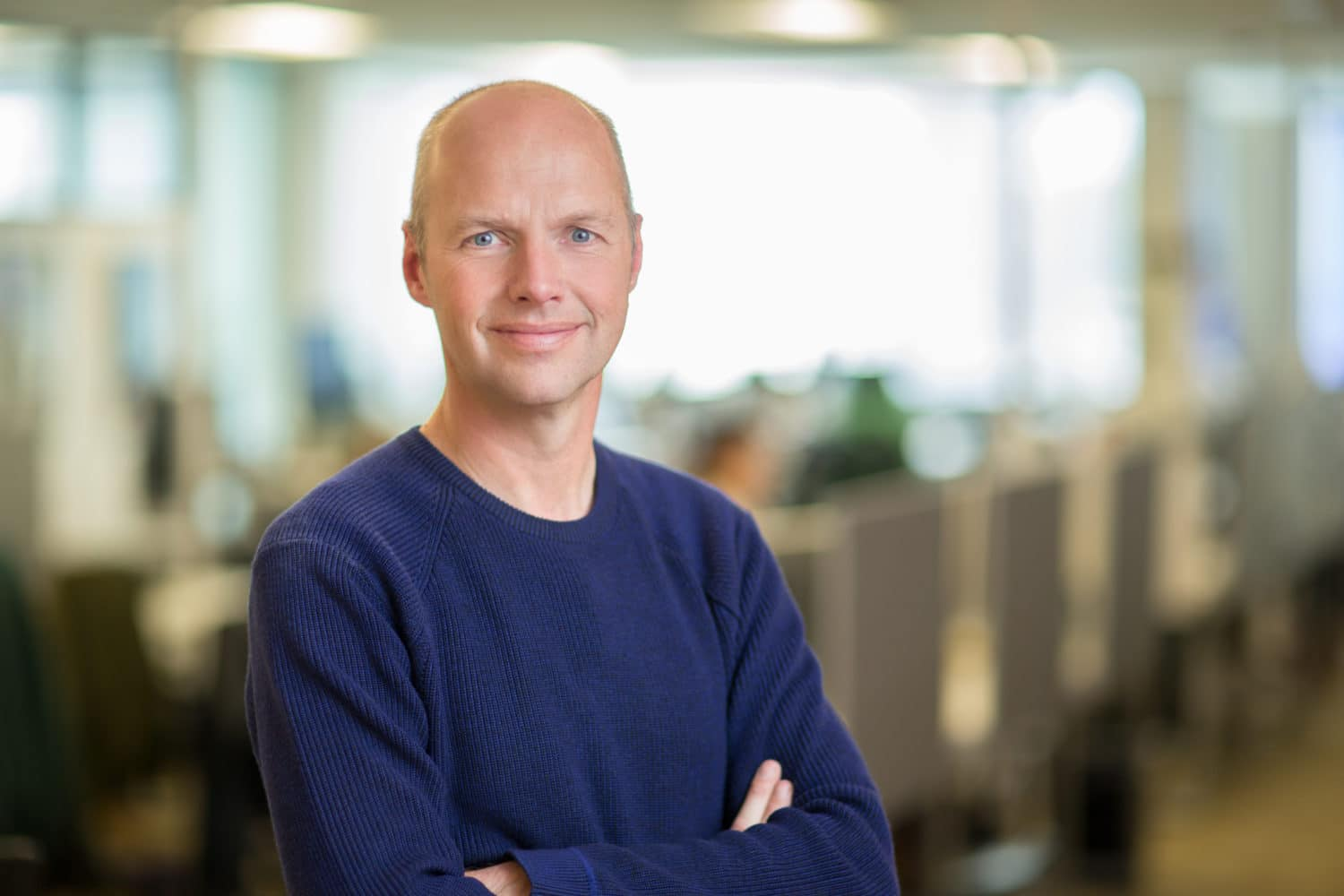Sebastian Thrun, Founder of Udacity