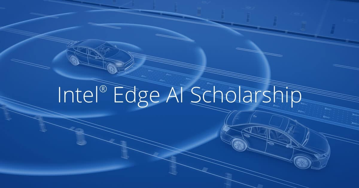 Udacity Intel Edge AI Scholarship