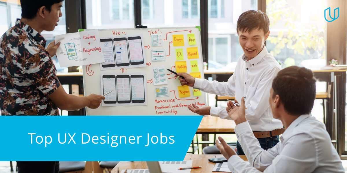 Top UX Designer Jobs