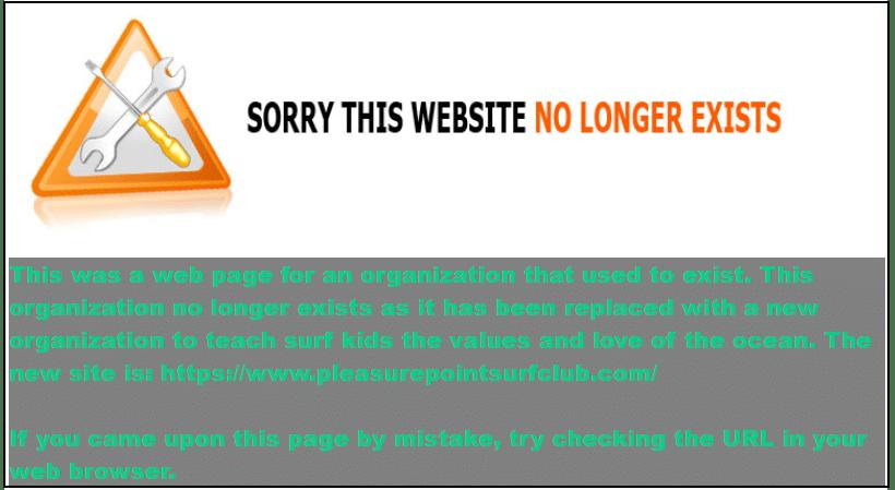 示例错误页面