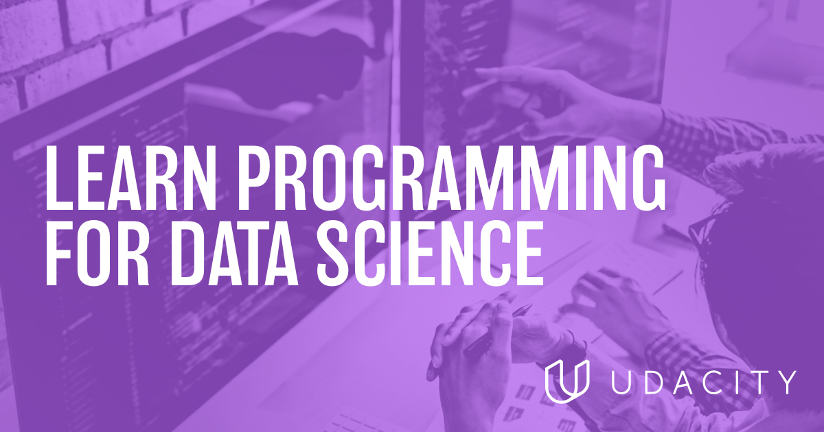 Programming for Data Science with Python