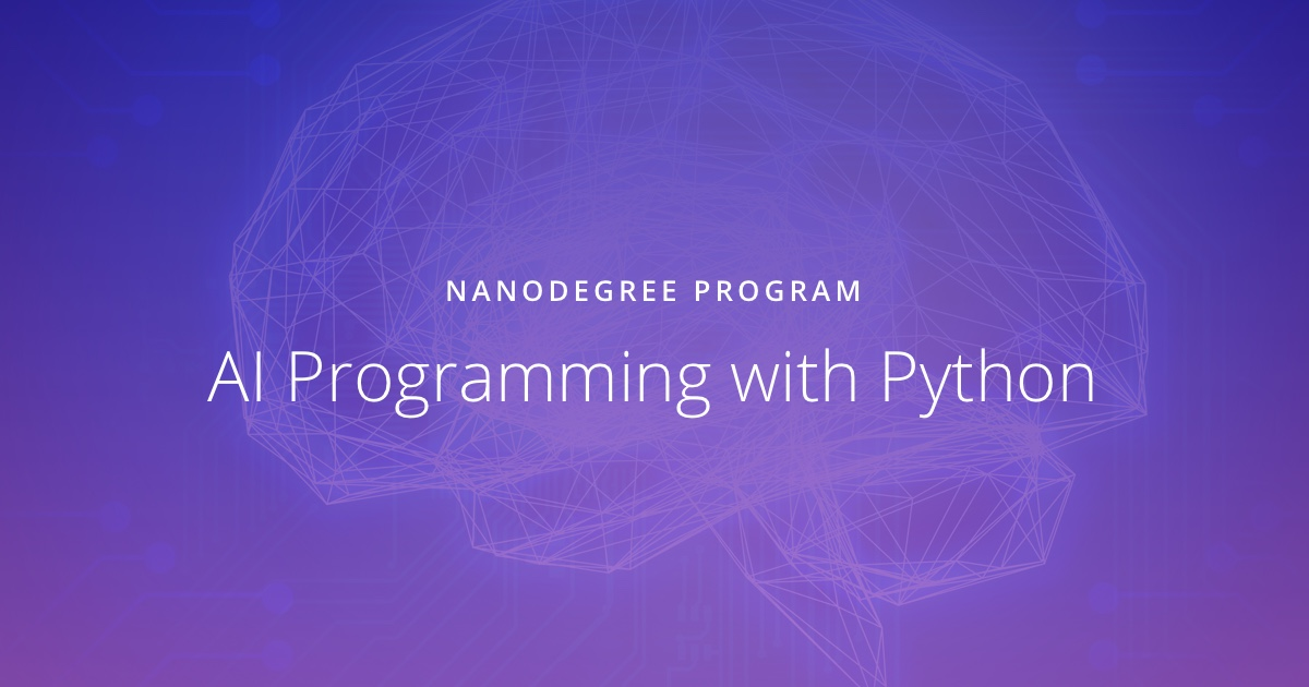 Learn AI Programming with Python