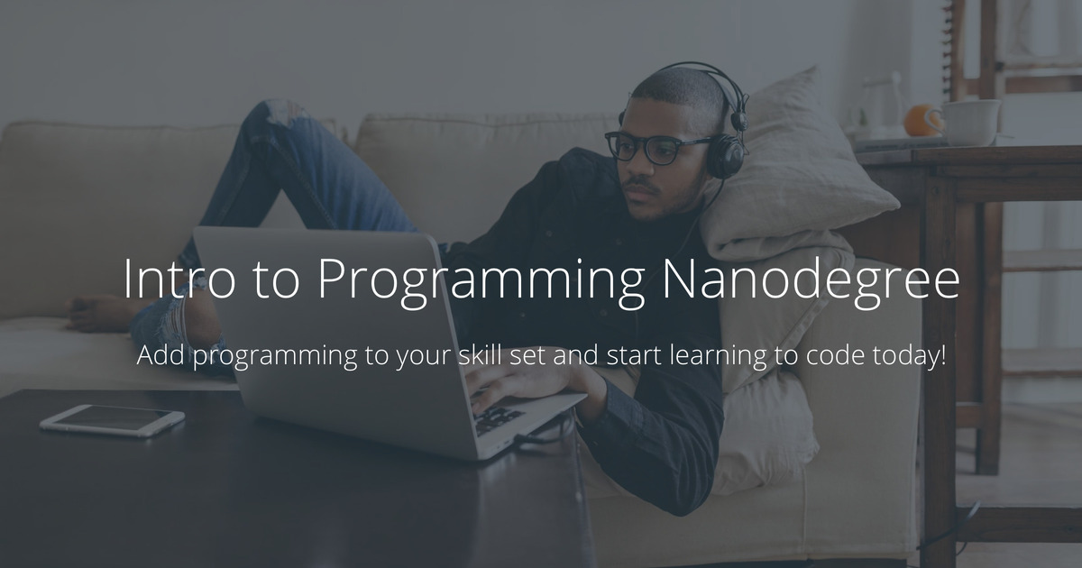 Introduction to Programming Online Course